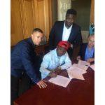 Davido Signs Global Deal