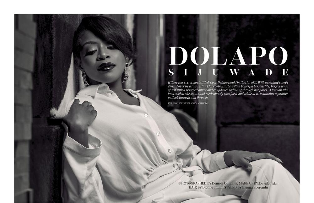 Dolapo for Blanck Magazine 3