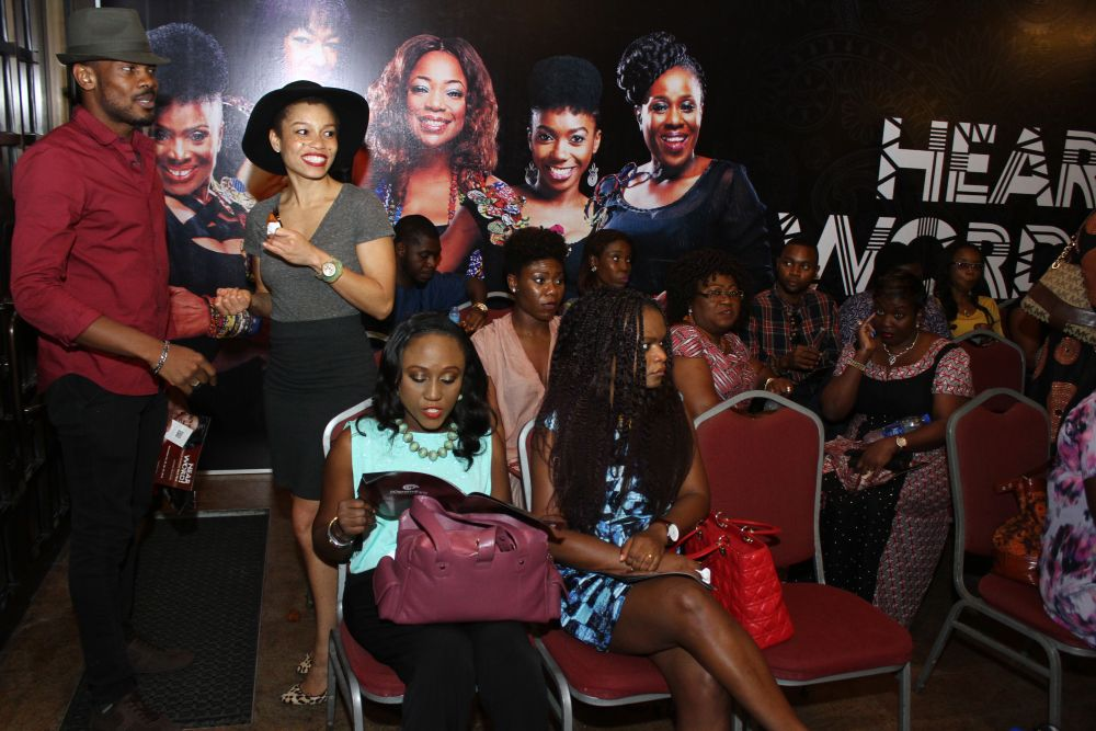 Etisalat Nigeria Hear Word – Naija Woman Talk True Event - BellaNaija - Januray2016003