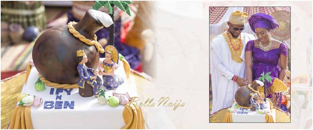 Flavour's Manager Benjamin Omesiete & Ifeyinwa Onyiuke_Igbo Nigerian Wedding_BellaNaija Weddings 2016_Ify and Ben 10x24 Trad-017