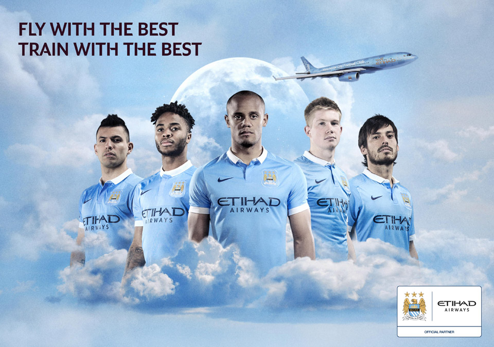 fly etihad airways to win an exclusive match experience