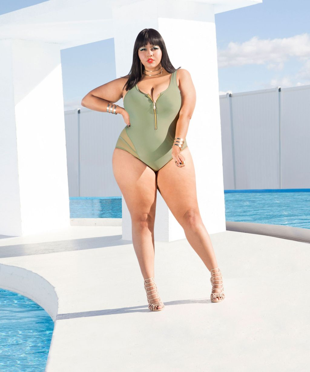 Gabi Fresh Swimsuit Collection fro 2016 - BellaNaija - Janaury 2016