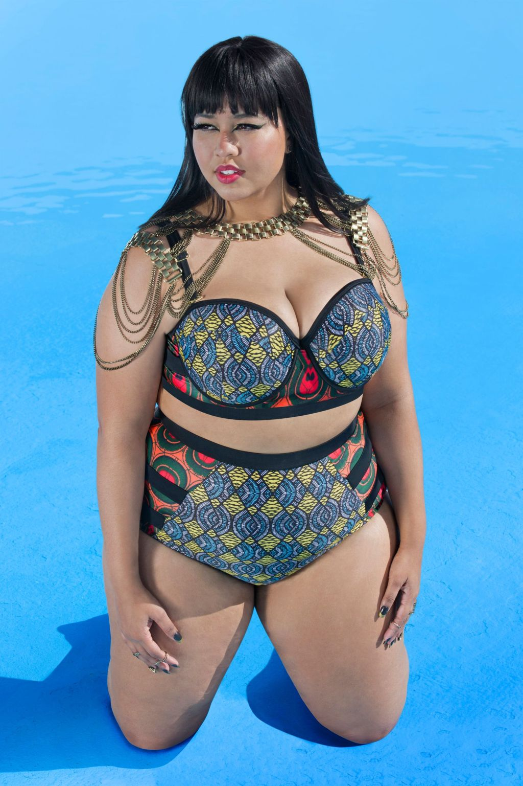 Gabi Fresh Swimsuit Collection fro 2016 - BellaNaija - Janaury 2016003