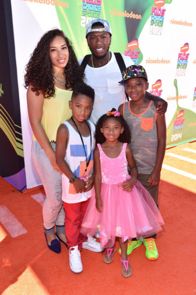 LOS ANGELES, CA - JULY 17: NBA player Nate Robinson, Sheena Felitz and guests attend Nickelodeon Kids' Choice Sports Awards 2014 at UCLA's Pauley Pavilion on July 17, 2014 in Los Angeles, California. (Photo by Alberto E. Rodriguez/Getty Images For Nickelodeon)