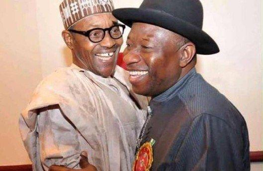 Goodluck Buhari 1
