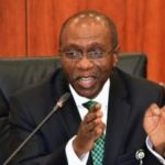 Governor of CBN - Godwin Emefiele