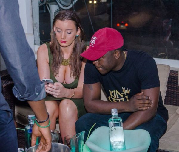 The photos from the new edition grill at the pent abuja party