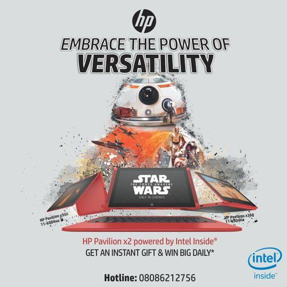 HP Star Wars Competition - BellaNaija - Janaury 2016