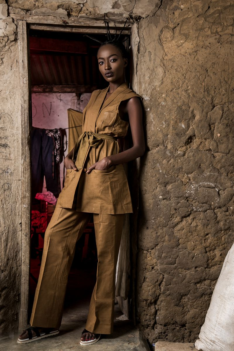 Hazza Spring Summer 2016 Collection Lookbook - BellaNaija - Januray2016002