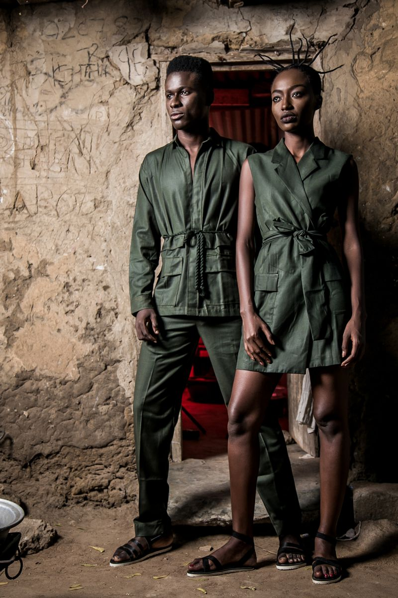 Hazza Spring Summer 2016 Collection Lookbook - BellaNaija - Januray2016014