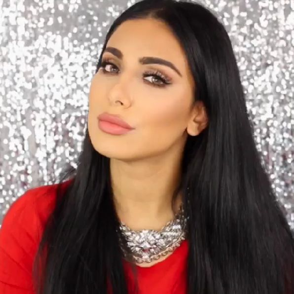 Huda Kattan Huda Beauty Highlight and Contour Tutorial - BellaNaija - January2016004