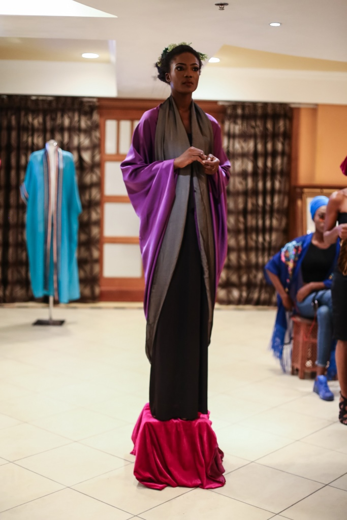 Abaya Lagos Presents The Desert Bloom Collection With Betty Irabor