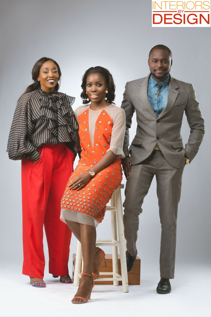 JUDGES HOST Copy RedTV Is Set To Bring You Nigerias First Interior Design