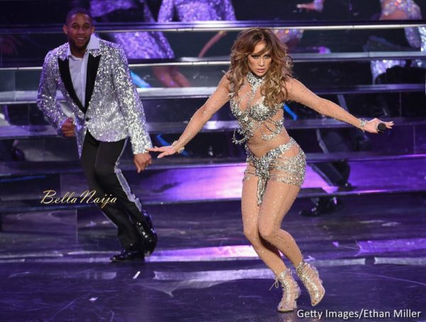 Jennifer Lopez Kicks Off Las Vegas Residency With A