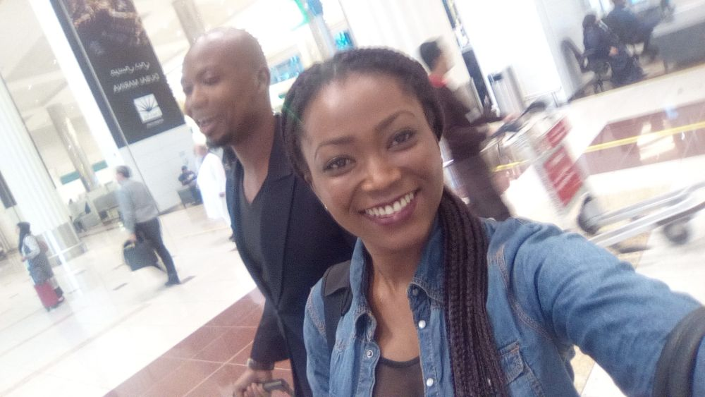 Jennifer Obiuwevbi of BellaNaija Trip to Dubai Shopping Festival 2016 - BellaNaija - Januray2016005