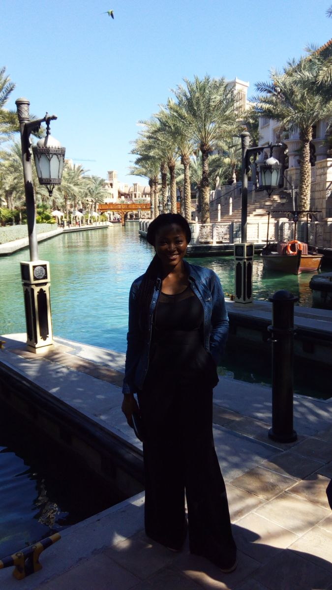 Jennifer Obiuwevbi of BellaNaija Trip to Dubai Shopping Festival 2016 - BellaNaija - Januray2016016