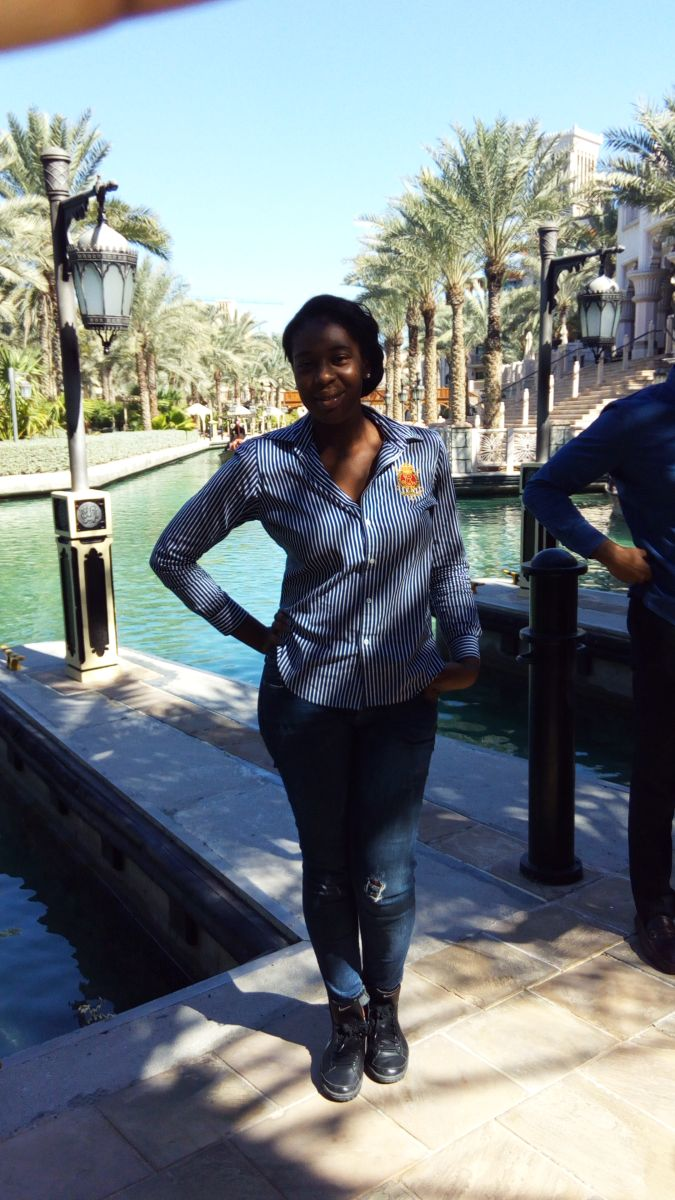 Jennifer Obiuwevbi of BellaNaija Trip to Dubai Shopping Festival 2016 - BellaNaija - Januray2016020