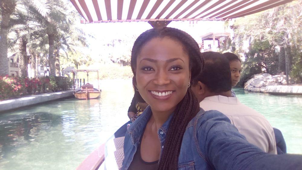 Jennifer Obiuwevbi of BellaNaija Trip to Dubai Shopping Festival 2016 - BellaNaija - Januray2016022