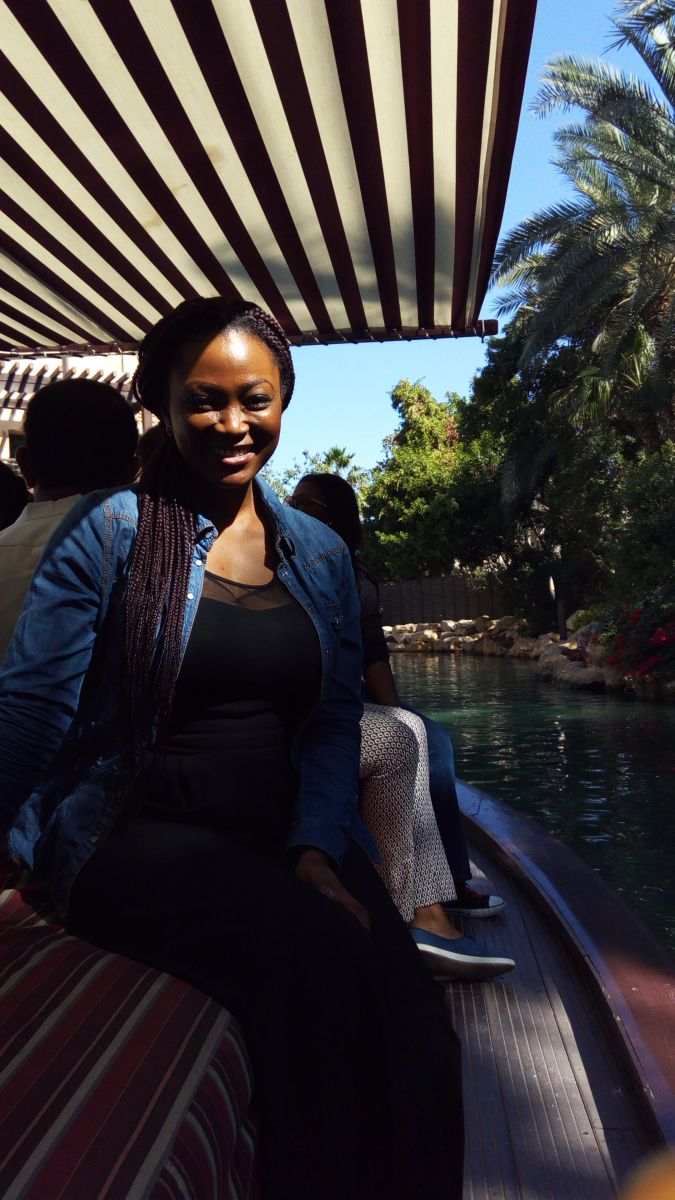 Jennifer Obiuwevbi of BellaNaija Trip to Dubai Shopping Festival 2016 - BellaNaija - Januray2016025