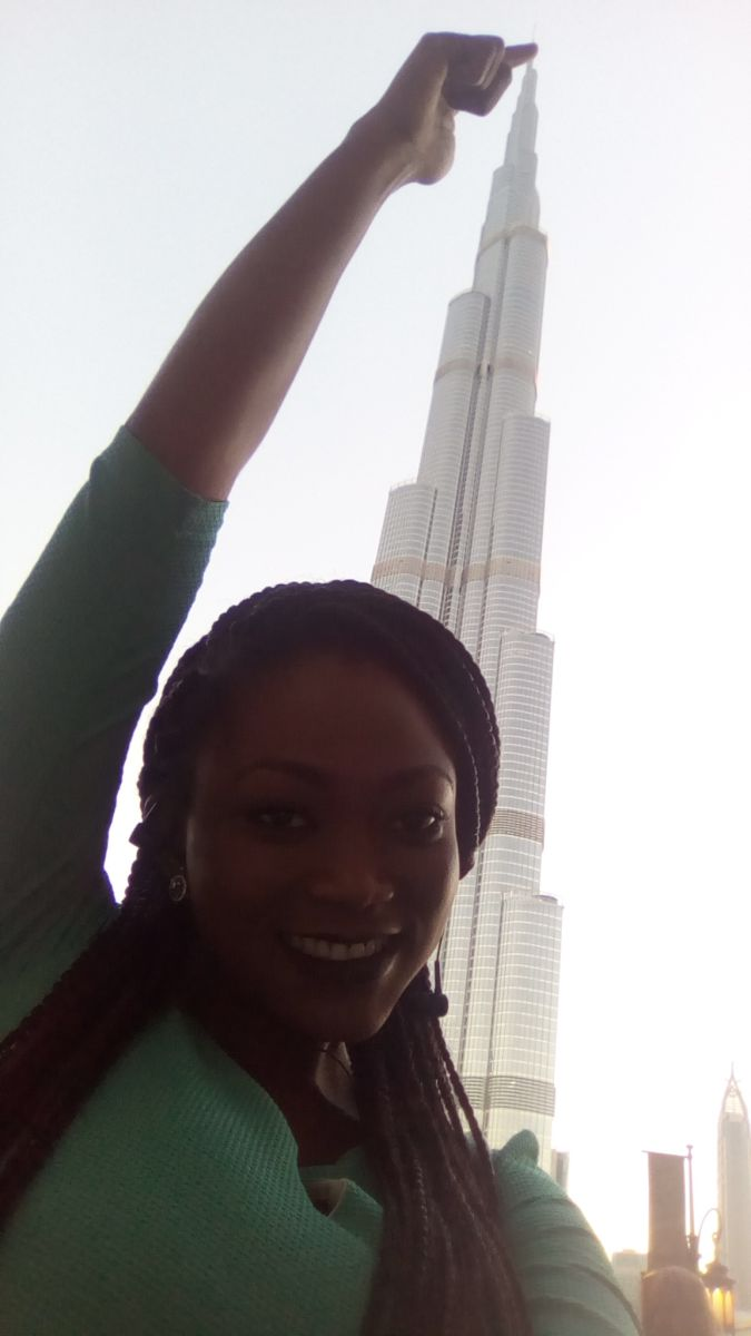 Jennifer Obiuwevbi of BellaNaija Trip to Dubai Shopping Festival 2016 - BellaNaija - Januray2016049