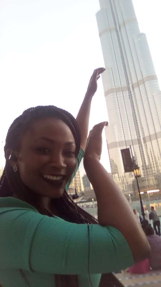 Jennifer Obiuwevbi of BellaNaija Trip to Dubai Shopping Festival 2016 - BellaNaija - Januray2016053