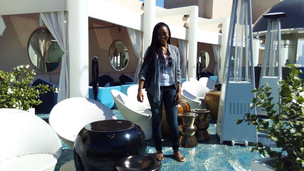 Jennifer Obiuwevbi of BellaNaija Trip to Dubai Shopping Festival 2016 - BellaNaija - Januray2016096