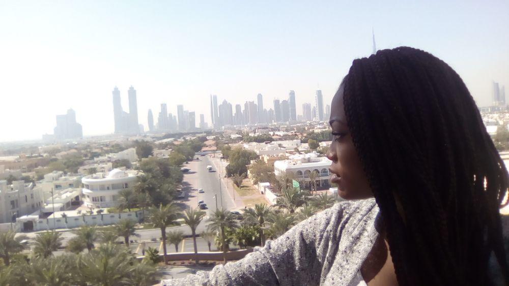 Jennifer Obiuwevbi of BellaNaija Trip to Dubai Shopping Festival 2016 - BellaNaija - Januray2016099