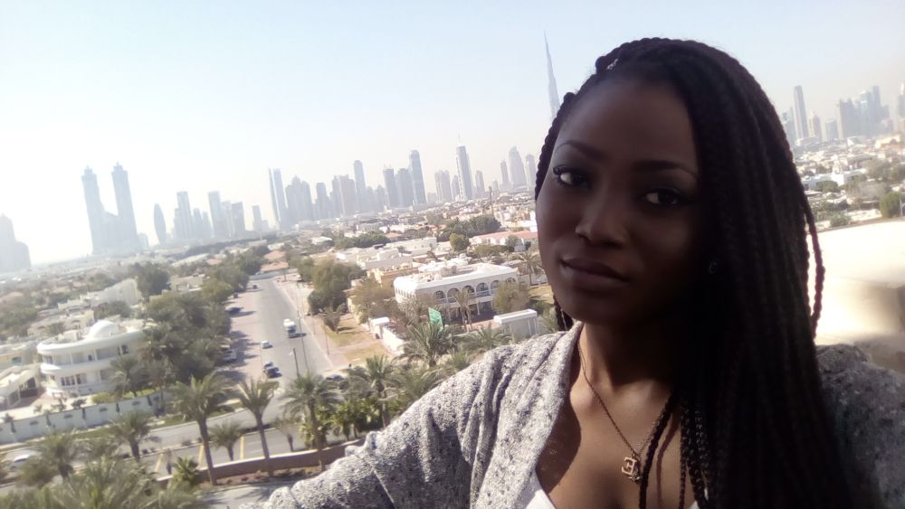 Jennifer Obiuwevbi of BellaNaija Trip to Dubai Shopping Festival 2016 - BellaNaija - Januray2016100