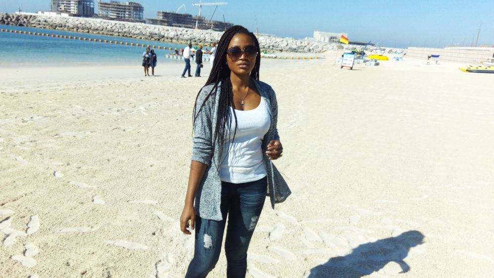 Jennifer Obiuwevbi of BellaNaija Trip to Dubai Shopping Festival 2016 - BellaNaija - Januray2016152
