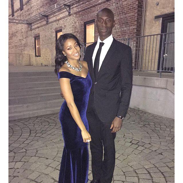 Kandi Ejiofor and Dele 2
