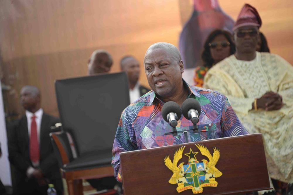 Kasapreko Ghana Factory Launch with President Mahama51