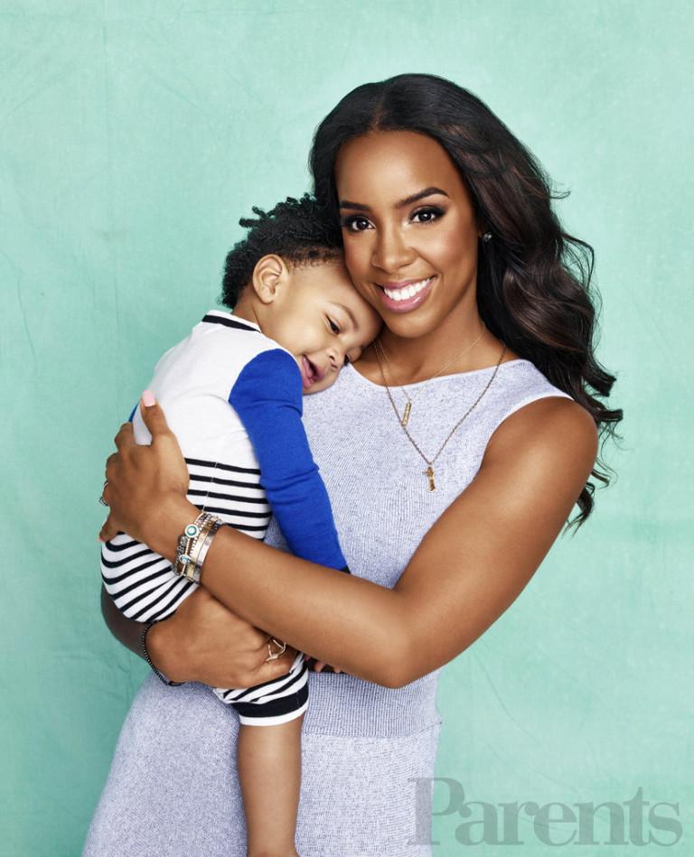 Kelly Rowland & her Son for Parents Magazine - BellaNaija - January 2016001