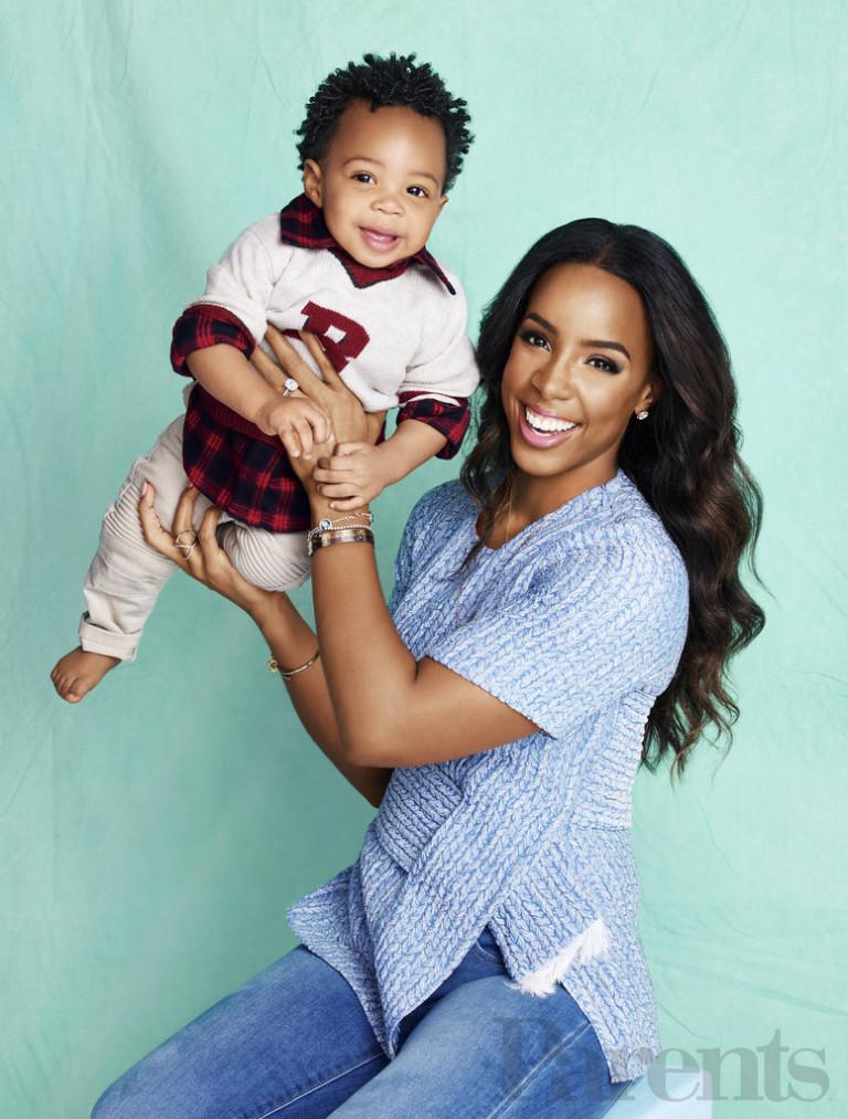 Kelly Rowland & her Son for Parents Magazine - BellaNaija - January 2016002