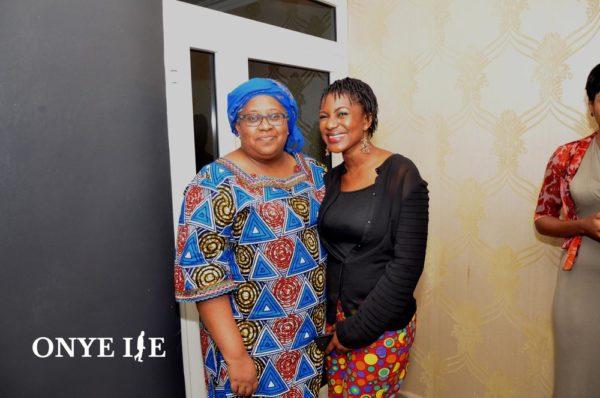 Mildred Okwo & Kiki Omeili