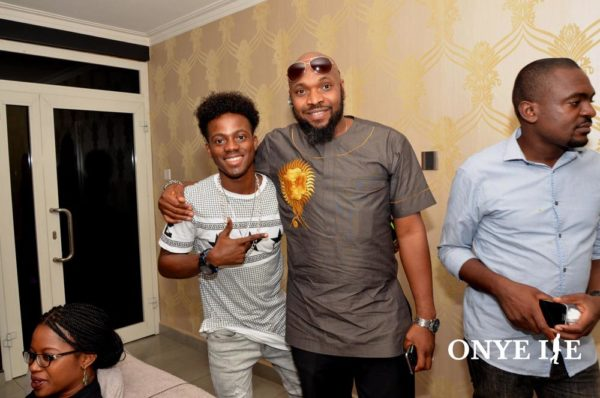 Korede Bello & Yaw