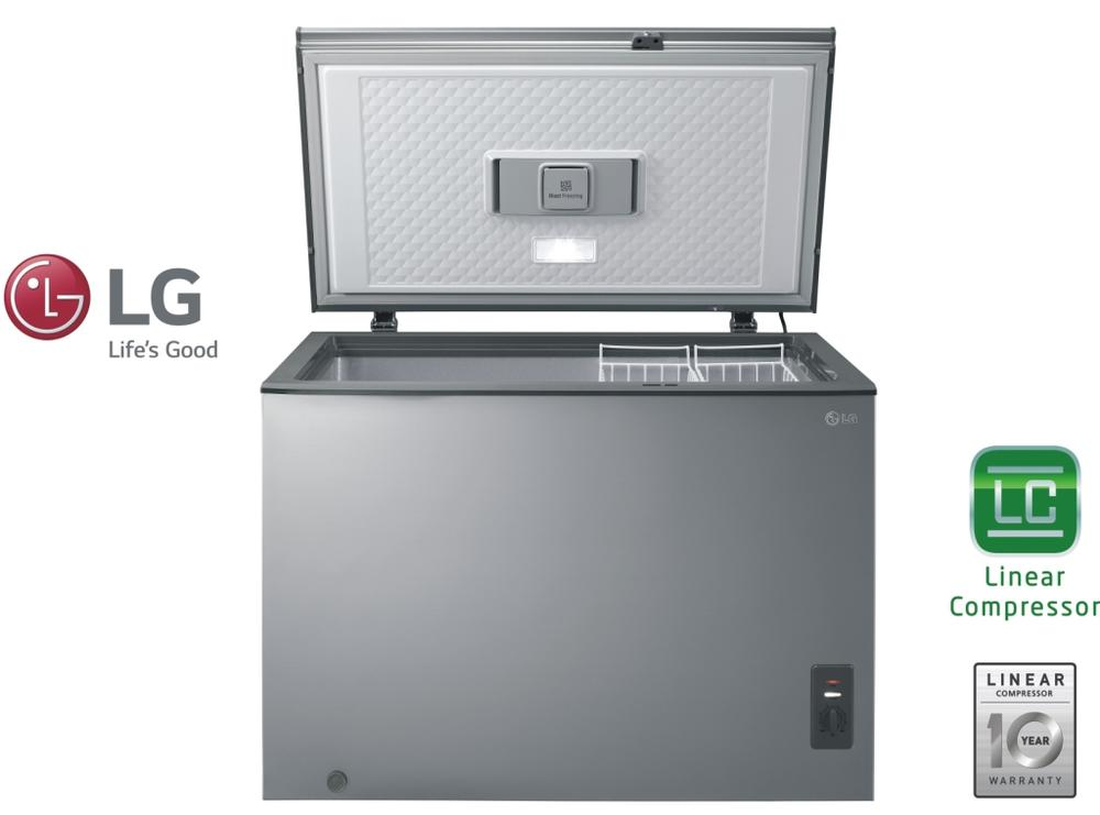 LG CHEST FREEZER--