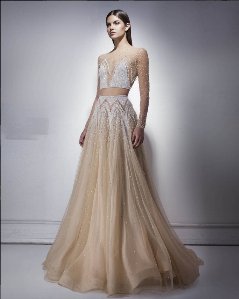 Bn bridal major reception dress inspiration from la for Bride dress after wedding