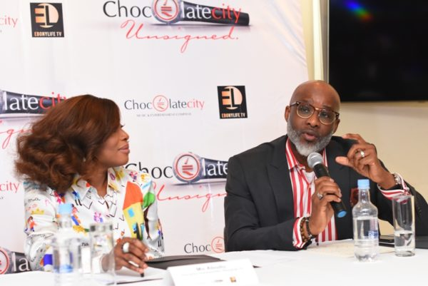 Lanre Olusola, Executive Director EbonyLife TV