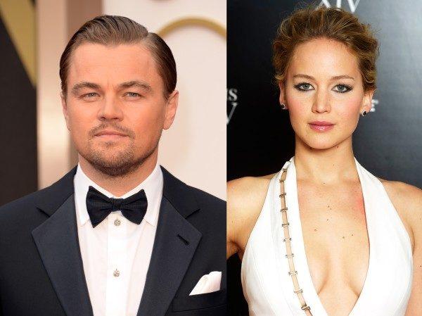 From Leonardo DiCaprio to Jennifer Lawrence, Kate Winslet ... Leonardo Dicaprio And Kate Winslet
