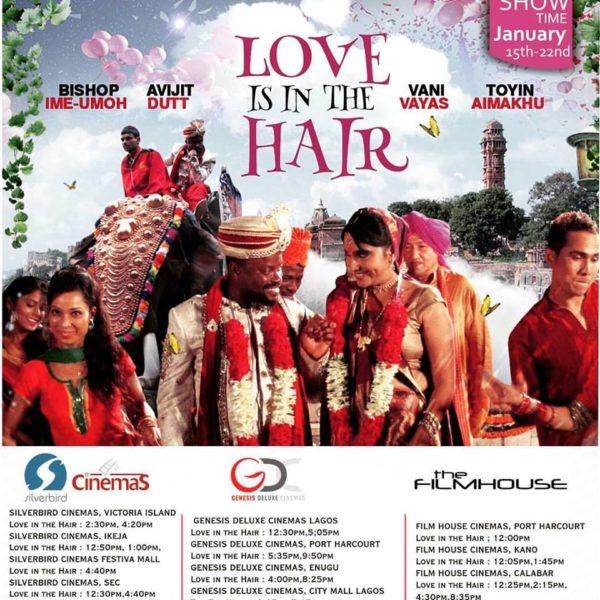 Love is in the Hair BellaNaija