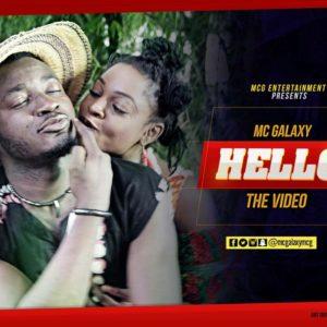 MC Galaxy Hello Video BellaNaija