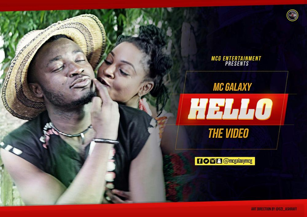 MC Galaxy Hello Video BellaNaija