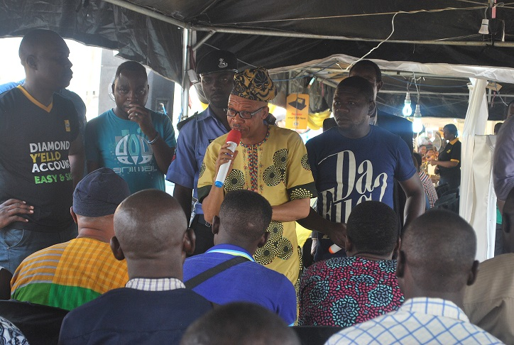 MTN Ambassadors Register Customers 1