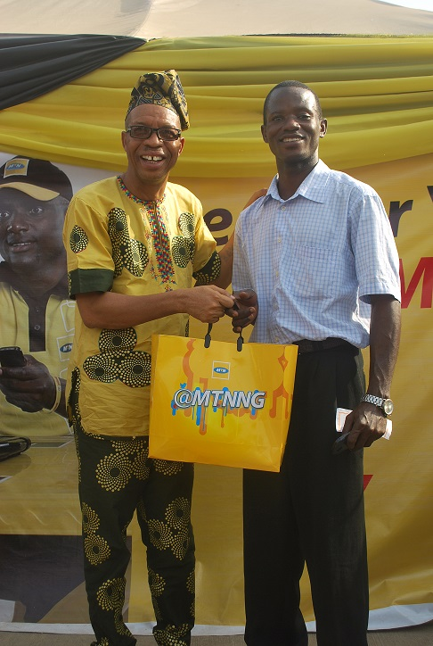 MTN Ambassadors Register Customers 5