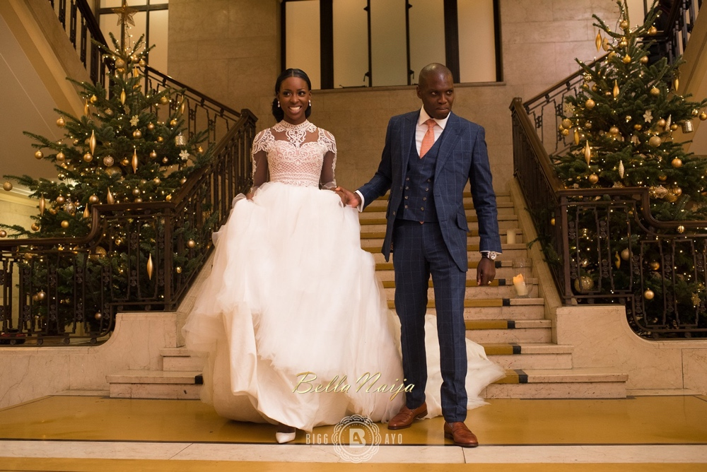 Maame and Joe_Ghanaian Wedding at Jesus House in London_Bigg Ayo_BellaNaija 0Mj-159