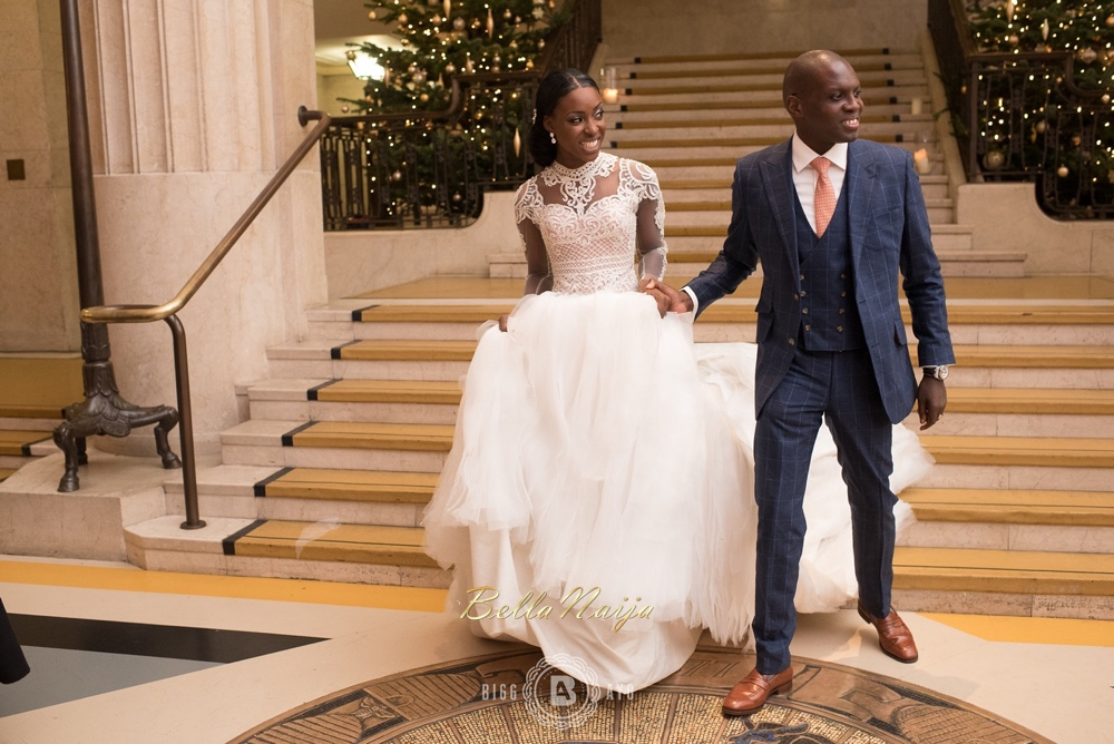 Maame and Joe_Ghanaian Wedding at Jesus House in London_Bigg Ayo_BellaNaija 0Mj-160