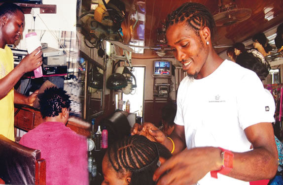 Male Hairstylist - BellaNaija - January2016