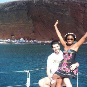 Maryam and Daniel #BBNWonderland