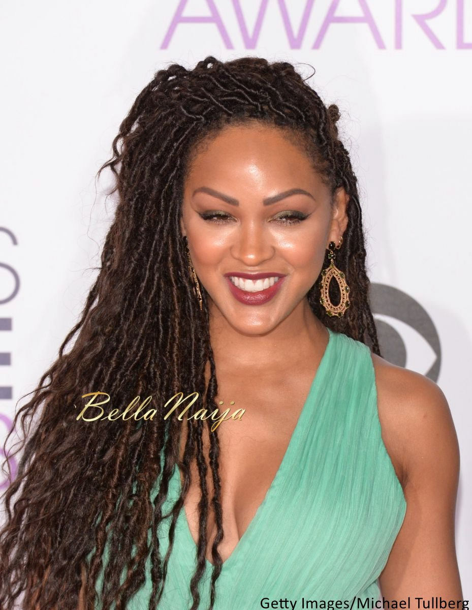 Meagan Good at the Peoples Choice Awards 2016 - BellaNaija - Januray2016001