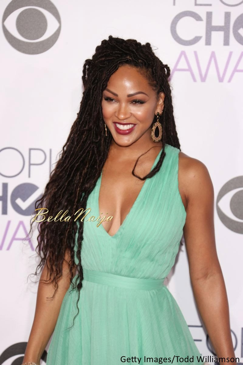 Meagan Good at the Peoples Choice Awards 2016 - BellaNaija - Januray2016005